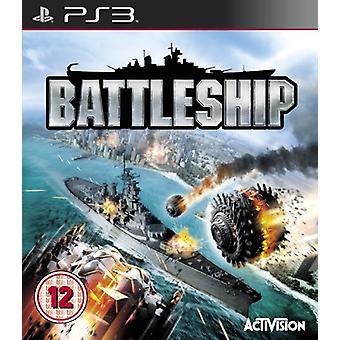 Taistelulaiva (PS3) - Uusi