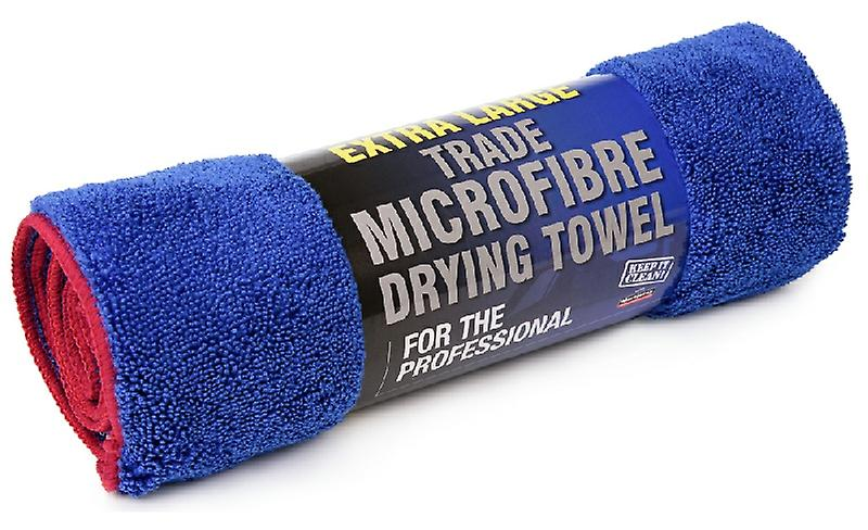Giant Professional Mircofibre Drying Cloth Miracle Dry Towel 60cm x 90cm