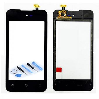 Display touch screen digitizer black-to WIKO sunset 2 2nd Gen