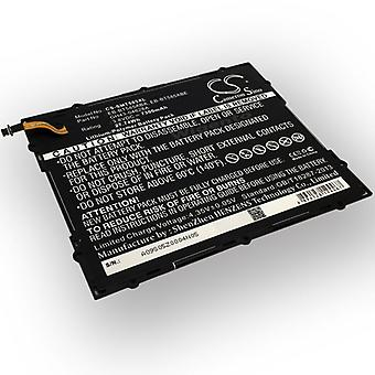 Battery battery battery for Samsung Galaxy tab A-10.1 T580 T585 replacement battery ACCU