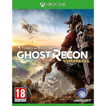 Tom Clancys Ghost Recon Wildlands Xbox One Game