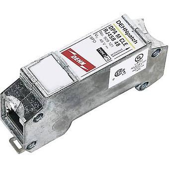 DEHN 929121 DPA M CLE RJ45B 48 överspänningsskydd för: Switchboards, nätverk (RJ45) 10 kA 1 st (s)