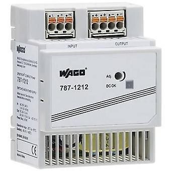 WAGO 787-1212 Rail mounted PSU (DIN) 24 V 2.5 A 60 W 1 x