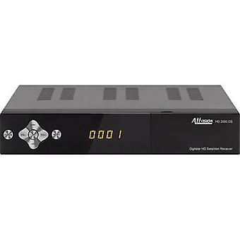 AllVision 2000 DS HD SAT receiver USB (front), Single cable distribution