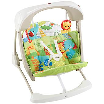 Fisher-Price Rainforest Take Along Swing & Seat