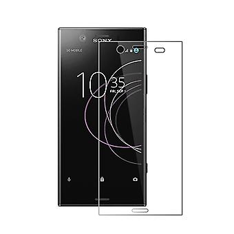 Sony Xperia XZ1 gehard glas screen protector retail verpakking