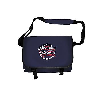 Sleeping With Sirens Madness Messenger Bag
