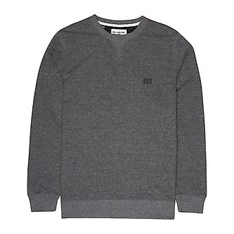 Billabong All Day bemanning Sweatshirt in zwart