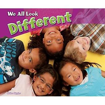 Abbiamo tutti un aspetto diversi da Melissa Higgins - 9781474723596 libro