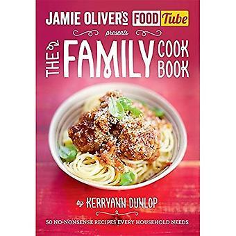 Tubo de alimentação do Jamie: O livro de receitas de família (Jamie Olivers tubo de comida)