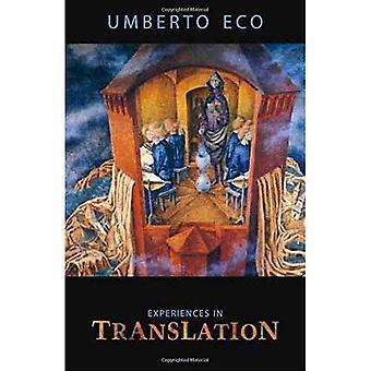 Erfahrungen in der Übersetzung (Toronto Italianistik)