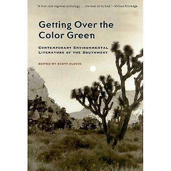 Krijgen over de kleur groen: hedendaagse milieu literatuur van het zuidwesten