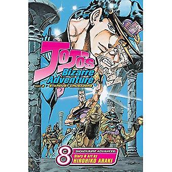 Aventura extraña de Jojo: volumen 8 (de JoJo Bizarre Adventure)