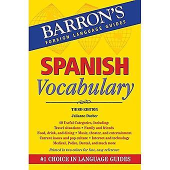 Spaanse woordenschat