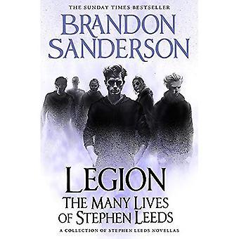 Legion: De många lever av Stephen Leeds: en omnibus samling Legion, Legion: huden djup och Legion: ligger betraktarens