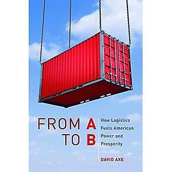 Von A nach B: Kraftstoffe wie Logistik amerikanischen Macht und Wohlstand