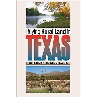 Het kopen van landelijke Land in Texas
