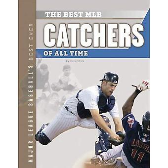 De beste MLB Catchers aller tijden (Major League Baseball beste ooit)
