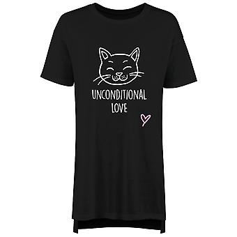 Unconditional Love Cat Nightie