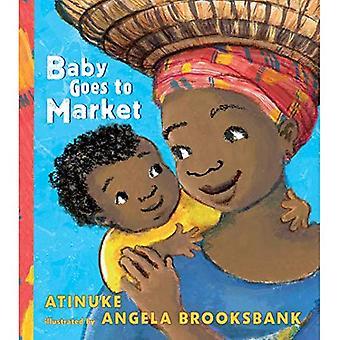Bébé va au marché [cartonné]