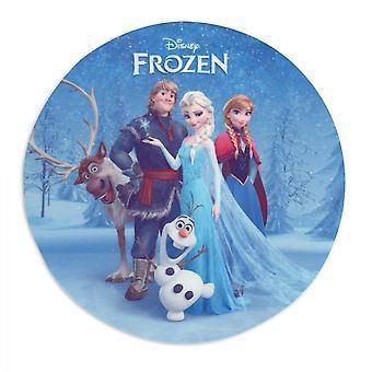Disney mražený dort Sven, Kristoff, Anna & Elsa z cukru, s jídlem, jedlými.