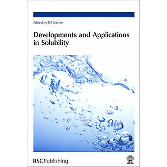 Developments and Applications in Solubility by Wilhelm & Emmerich