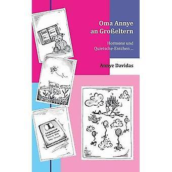 OMA Annye en Grosseltern av Davidas & Annye
