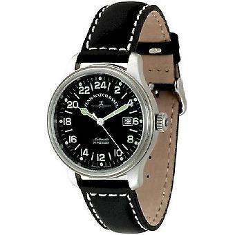 Zeno-watch mens watch NC pilot 24 hours 9563-24-a1