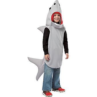 Grey Shark Child Costume