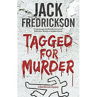 Tagged for Murder by Jack Fredrickson - 9780727887726 Book
