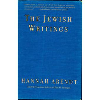 The Jewish Writings by Hannah Arendt - 9780805211948 Book
