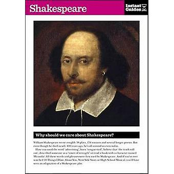 Shakespeare - The Instant Guide by Instant Guides - 9781780500126 Book