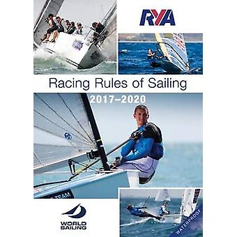 RYA Racing Rules of Sailing 2017-2020 - 9781910017128 Book
