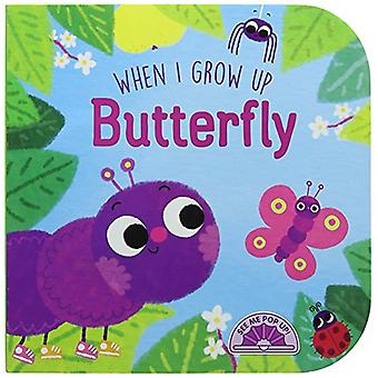 When I Grow Up - Butterfly by Yoyo Books - 9789463349253 Book