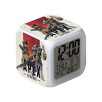 Digital Alarm Clock-Apex Legends, Characters A