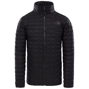 Die North Face Black Mens Thermoball Jacke