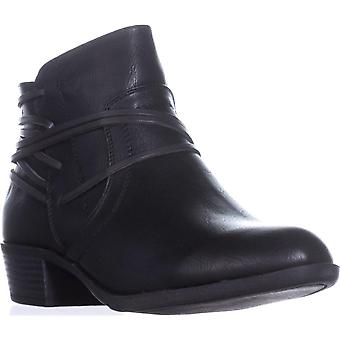 Madden Girl Become Casual Ankle Boots, Black Paris, 5.5 US