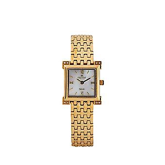 Oskar Emil Clock Woman ref. Toledo Gold, New All