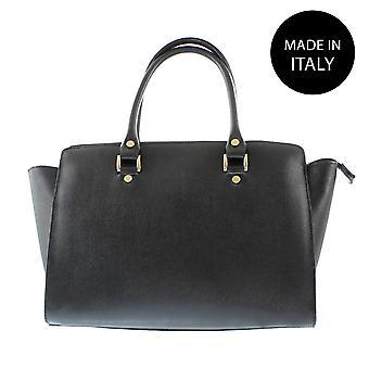 Handväska i läder 80015
