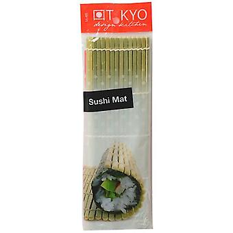 TDK 24X21Cm Sushi Esteira De Bambu E M3 M-48 10/200