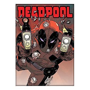 Deadpool Comic-Magnet