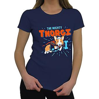 The Mighty Thorgi Women's T-Shirt