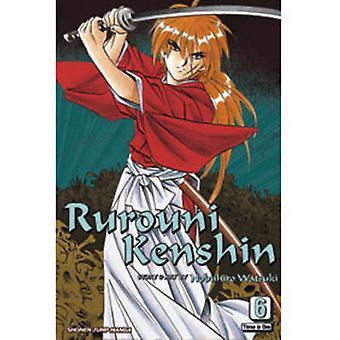 Rurouni Kenshin - Volume 6 by Nobuhiro Watsuki - Nobuhiro Watsuki - 9