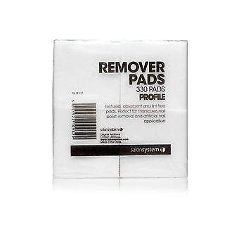 Salon System Remover Pads (330)