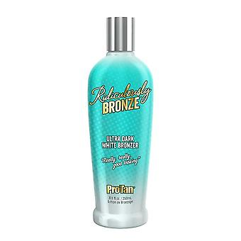 ProTan Ultra Dark White Bronzer Tanning Lotion 250ml