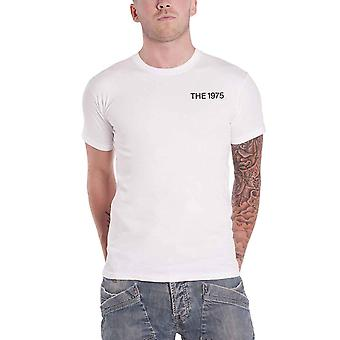 The 1975 T Shirt A Brief Inquiry Teddy new Official Band Logo Mens White
