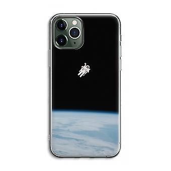 IPhone 11 Pro Max Funda transparente (Suave) - Solo en el espacio