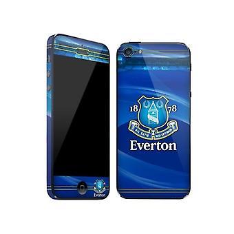Offisiell FC skins til iPhone 5/5s/SE-EVERTON