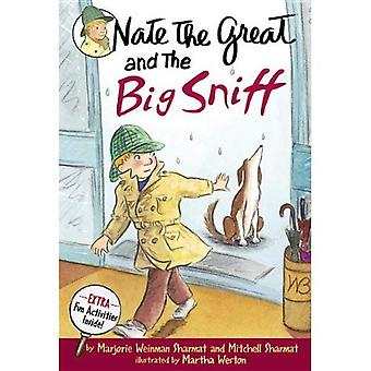 Nate de groot en de grote Sniff (Nate de grote Detective verhalen (Prebound))