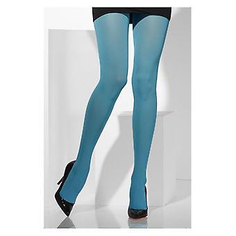 الأزرق المرأة الجوارب كامد ملابس تنكرية الملحقات